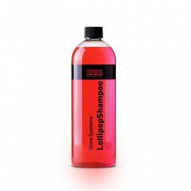 Ручной автошампунь с эффектом леденца 750 мл LollipopShampoo Shine Systems