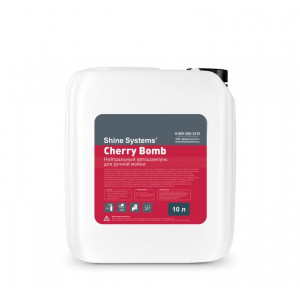 Шампунь для ручной мойки 10 л Cherry Bomb Shine Systems