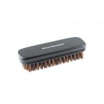Щетка для чистки кожи с натуральной щетиной Leather Brush Shine Systems