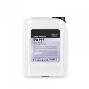 Спиртовой обезжириватель, 5 л IPA PPF Shine Systems