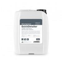 Спрей-очиститель для быстрого блеска 5 кг QuickDetailer Shine Systems
