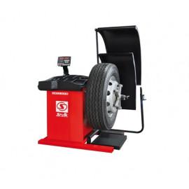 Балансировочный станок для грузовых колес TRUCKER Standard Sivik