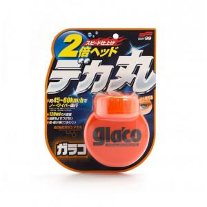 Водоотталкивающее покрытие для стёкол 120мл Glaco Large Soft99