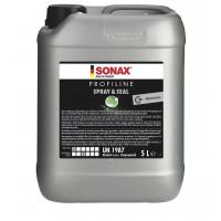 Быстрый блеск Spray & Seal 5л SONAX ProfiLine