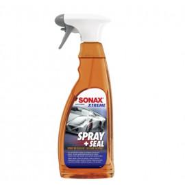Быстрый блеск Spray&Seal 750мл SONAX