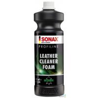 Очиститель кожи пенный 1л Leather Cleaner Foam Sonax