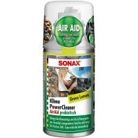 """Очиститель системы кондиционирования """"Зеленый Лимон"""", 100мл Klima Power Cleaner SONAX"""