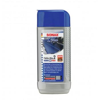 207100 Полироль №2 NanoPro для новых покрытий 250мл Sonax