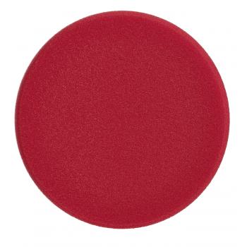 Полировочный круг красный жесткий 160 мм Sonax