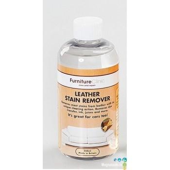 Средство для удаления пятен с кожи Leather Stain Remover 250мл LeTech