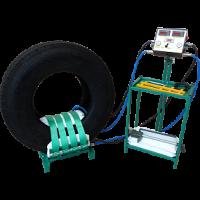 Вулканизатор для ремонта грузовых шин c посадочным диаметром от 16  до 25 Комплекс 2 Термопресс