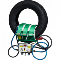 Вулканизатор для ремонта легковых шин c посадочным диаметром от 12 до 20 Комплекс 1 Термопресс