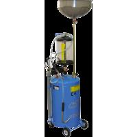 Установка для сбора масла мобильная UZM80 Trommelberg