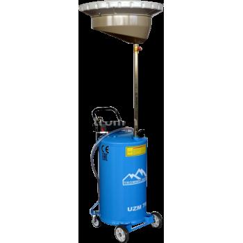 Установка для сбора масла мобильная UZM70 Trommelberg