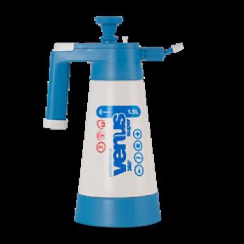 Накачной помповый пульверизатор Sprayer Venus Super 360 PRO 15 синий KWAZAR
