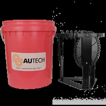 Ведро для мойки полировальных кругов Autech