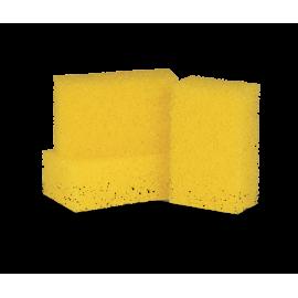 Губка жёлтая повышенной плотности Fliegenschwamm hart Koch Chemie
