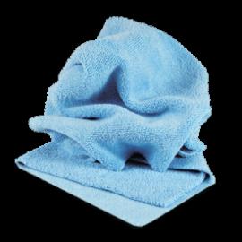 Микрофибровая салфетка для полировки с лазерной обработкой краев Profi-Microfasertuch blau Koch Chemie
