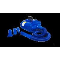 Турбо сушка 2-х турбинная синяя Autech