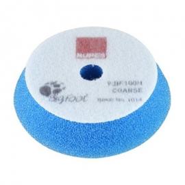 Поролоновый полировальный диск жесткий 80 100мм синий Rupes