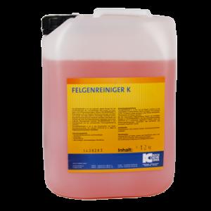 Кислотный очиститель дисков FELGENREINIGER 12кг Koch Chemie