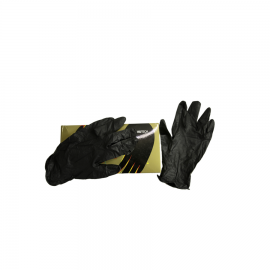 Перчатки резиновые размер XL комплект 100шт Autech