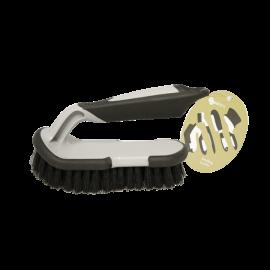 Щётка с жесткой щетиной для очистки поверхностей автомобиля Autech
